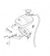 V8 Expansion Tank